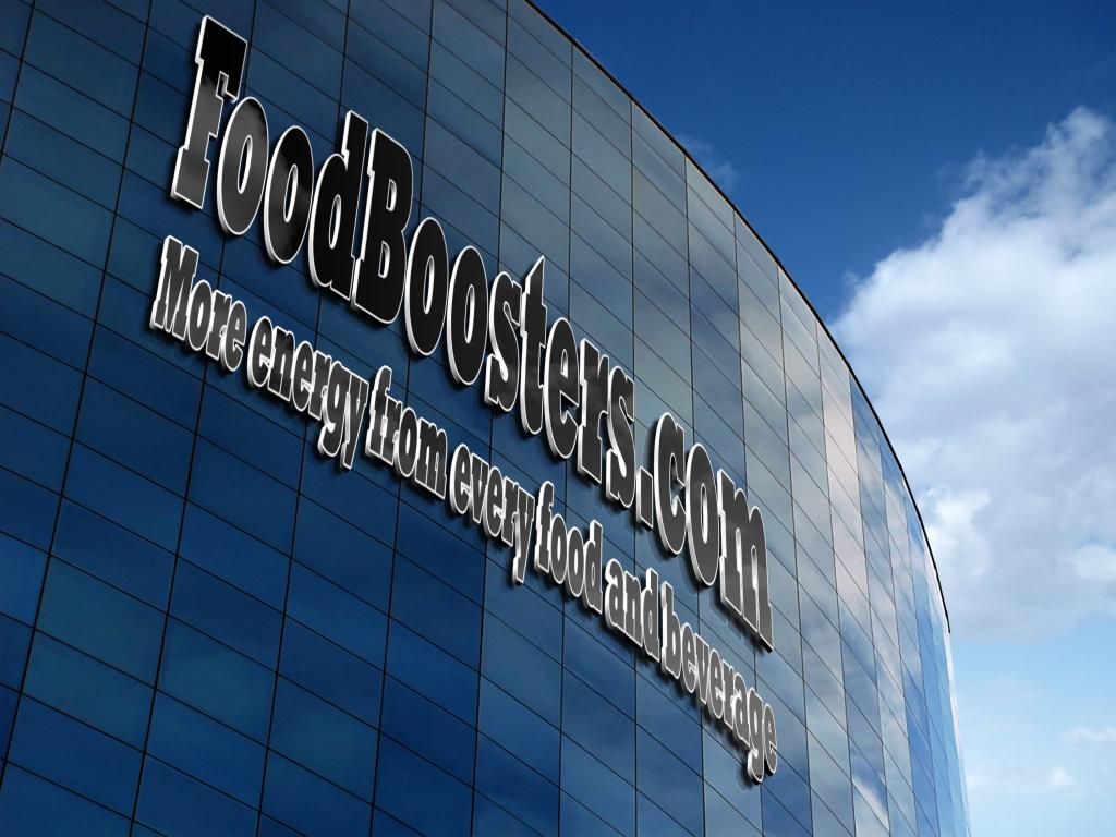 FoodBoosters Aqua Building